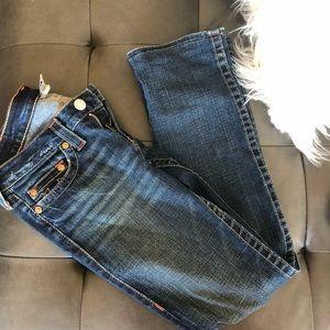 True Religion | boot cute jean |